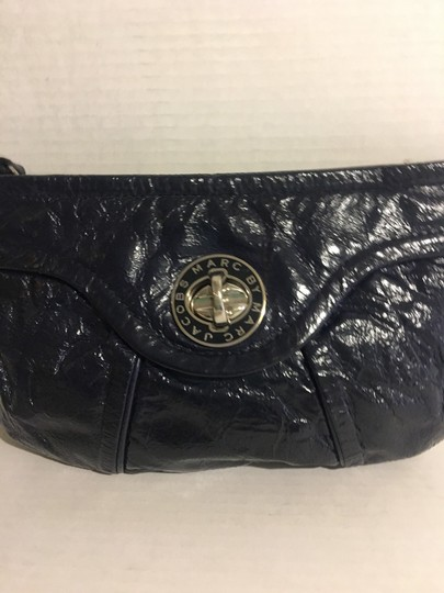Marc by Marc Jacobs Navy blue Clutch Image 2