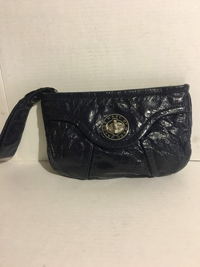 Marc by Marc Jacobs Navy blue Clutch Image 4