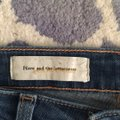 Pilcro And The Letterpress Skinny Jeans-Medium Wash Image 1