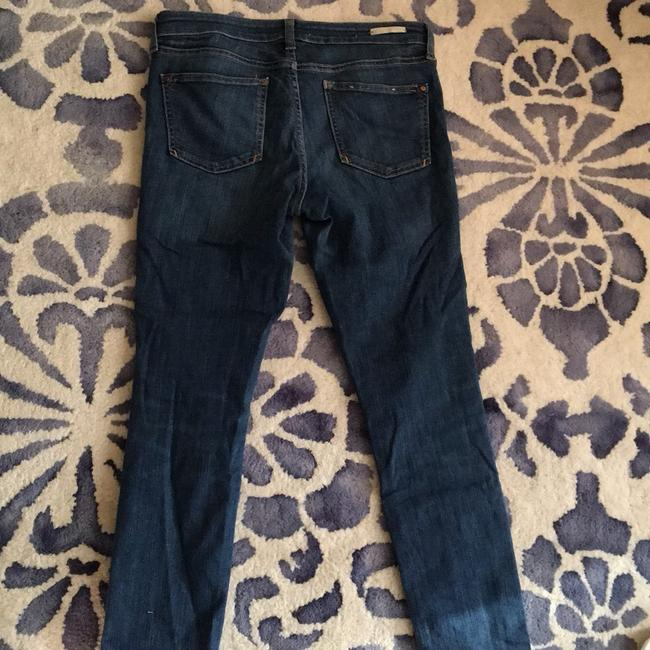 Pilcro And The Letterpress Skinny Jeans-Medium Wash Image 4