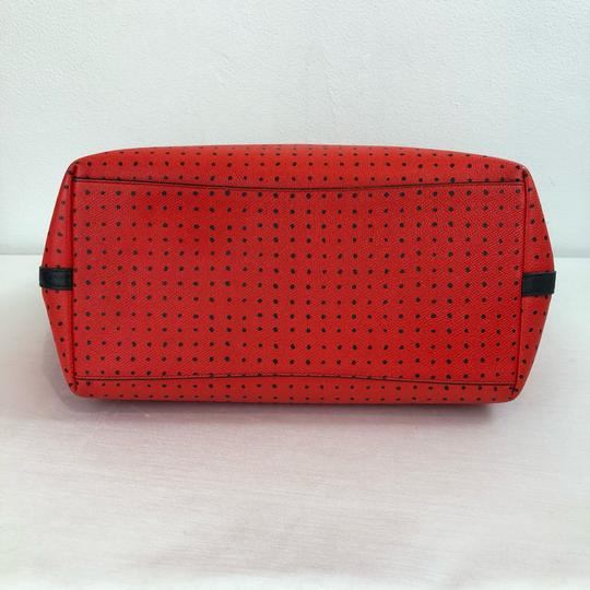 Coach Tote in Red Image 4