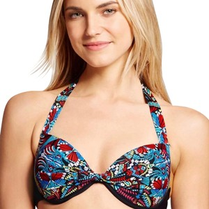 Mossimo Supply Co. Mossimo Supply Co. geometric push-up bikini