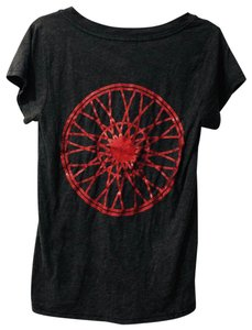 SoulCycle T Shirt Gray