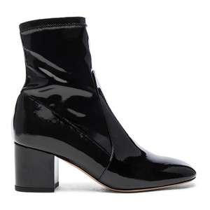 Valentino High Fashion Fashion Editor Celebrity Black Boots