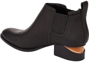 Alexander Wang Kori Cut Out Heel Black Boots