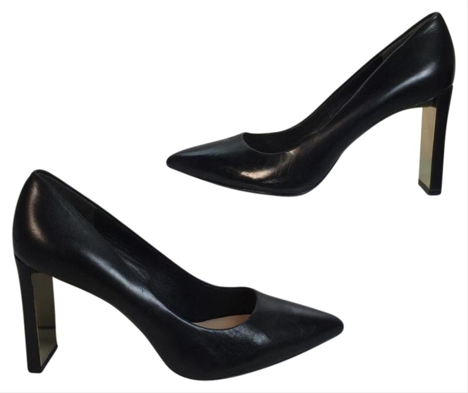 new arrival c67a0 17d1a Donna Karan Black Criss Pointy Toe Pump Boots/Booties Size US 7.5 Wide (C,  D) 19% off retail