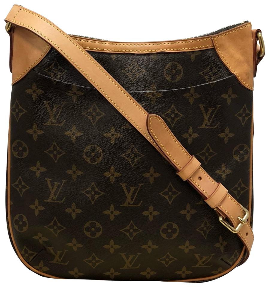 130da75b79bb Louis Vuitton Odeon Pm Sold Out and Discontinued Brown Monogram ...