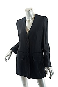 Sonia Rykiel Long Jacket Black Blazer