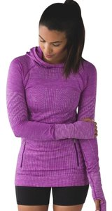 Lululemon Lululemon Rest Less Hoodie Heathered Tender Violet