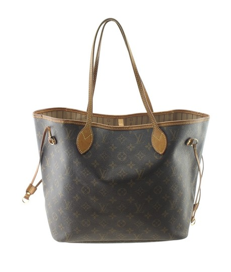 Preload https://img-static.tradesy.com/item/24811078/louis-vuitton-neverfull-m40156-mm-monogram-166112-brown-coated-canvas-tote-0-0-540-540.jpg