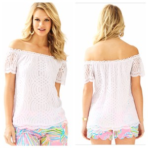 Lilly Pulitzer Top White