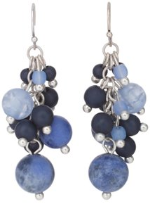Chico's Chico's beaded cluster earrings