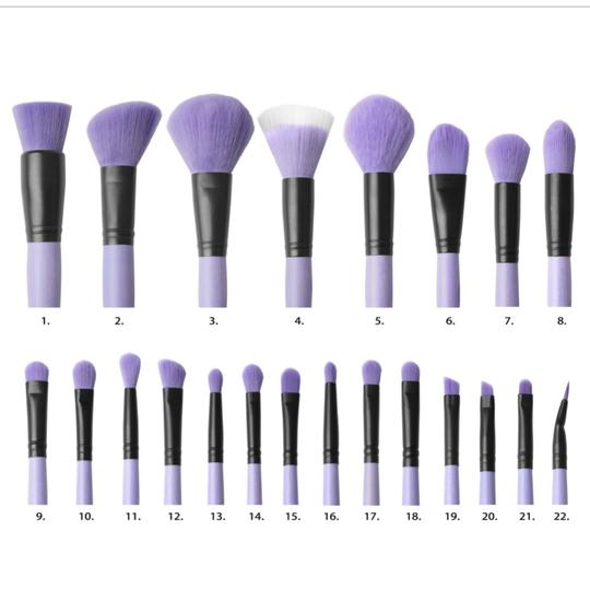 Coastal Scents Brush Affair Vanity Collection in