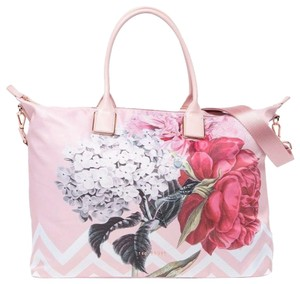 678d6671b0c3b Ted Baker Travel Beach Shoulder Palace Gardens Tote in Pink