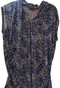 Vince Camuto Top Blue multi
