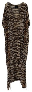 animal print Maxi Dress by Dolce&Gabbana