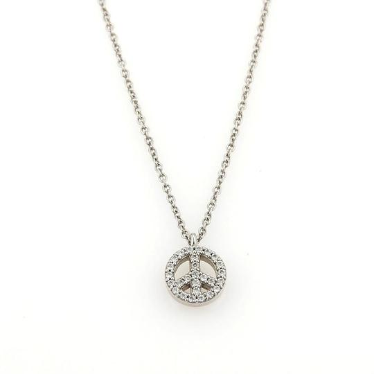 Preload https://img-static.tradesy.com/item/24812283/tiffany-and-co-22922-metro-diamond-18k-white-gold-peace-pendant-necklace-0-2-540-540.jpg