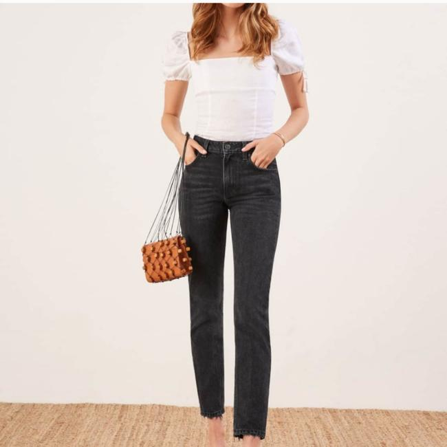 Reformation Straight Leg Jeans Image 1