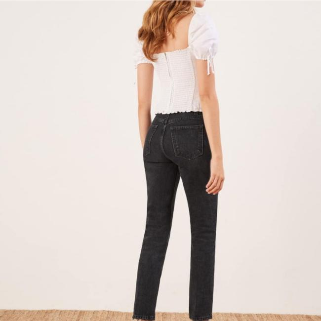 Reformation Straight Leg Jeans Image 2