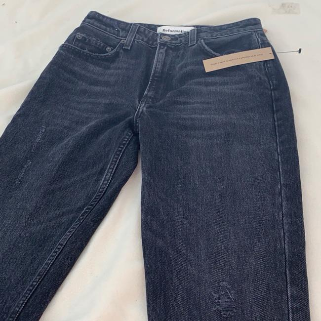 Reformation Straight Leg Jeans Image 5