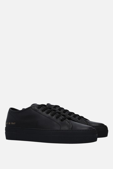 Common Projects Sneakers Golden Goose Ggdb Sneakers Black Athletic Image 2