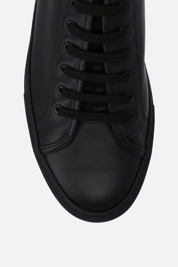 Common Projects Sneakers Golden Goose Ggdb Sneakers Black Athletic Image 1