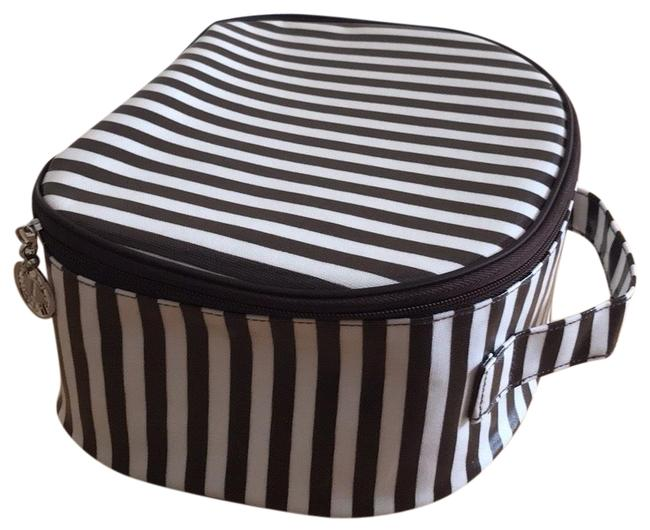Item - Box Hat Black and White Weekend/Travel Bag