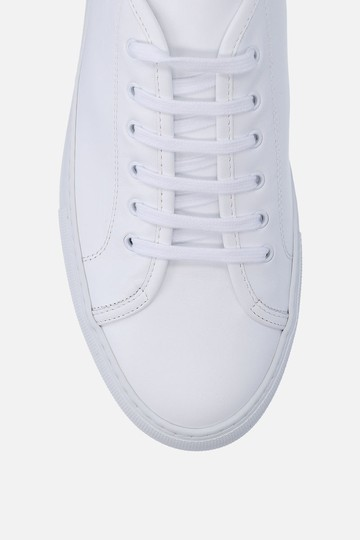 Common Projects Sneakers Golden Goose Ggdb White Athletic Image 2