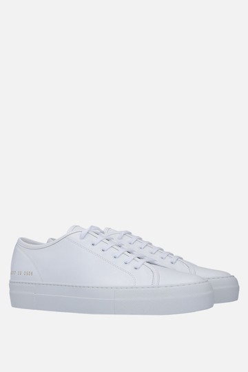 Common Projects Sneakers Golden Goose Ggdb White Athletic Image 3