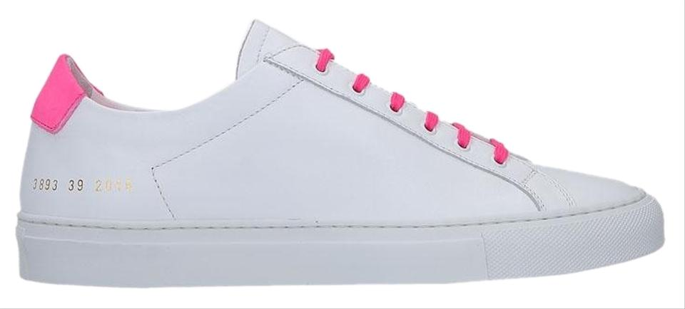 f9d91756 Pink Sneakers EU 39 Retro Common Whiteamp; Size Projects Sneakers Nnmw80