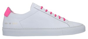 Common Projects Sneakers Golden Goose Ggdb White & Pink Athletic