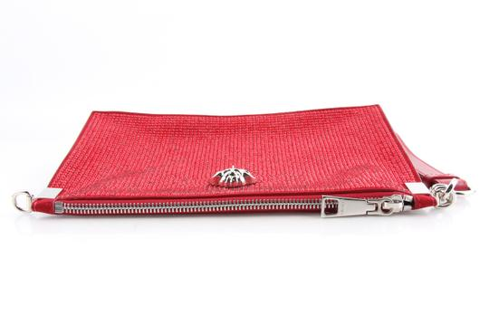 Versace red Clutch Image 4