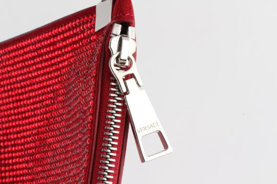 Versace red Clutch Image 7