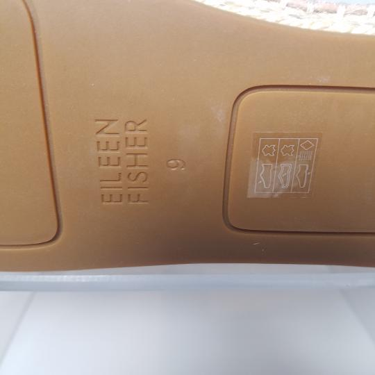Eileen Fisher creme toffee Flats Image 3