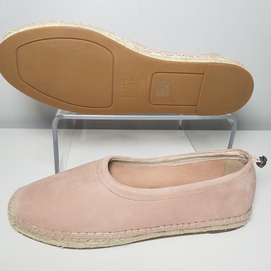 Eileen Fisher creme toffee Flats Image 5