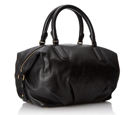 Marc by Marc Jacobs Cow Leather Satchel in black Image 2