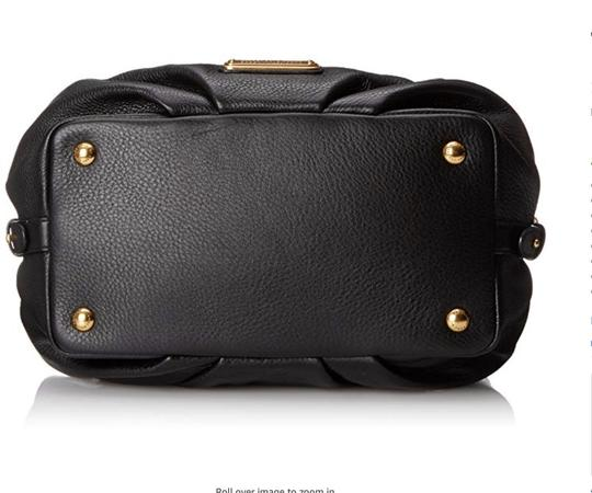 Marc by Marc Jacobs Cow Leather Satchel in black Image 3