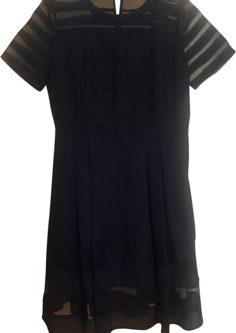 Preload https://img-static.tradesy.com/item/24812981/anthropologie-navy-elliatt-from-anthro-mid-length-cocktail-dress-size-10-m-0-1-650-650.jpg