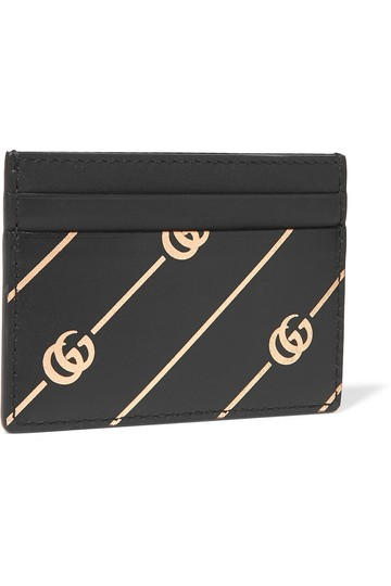 Gucci Printed leather cardholder Image 2