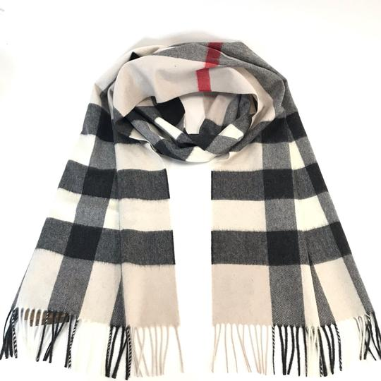 Burberry The Large Classic Cashmere Scarf in Mega Check Image 1