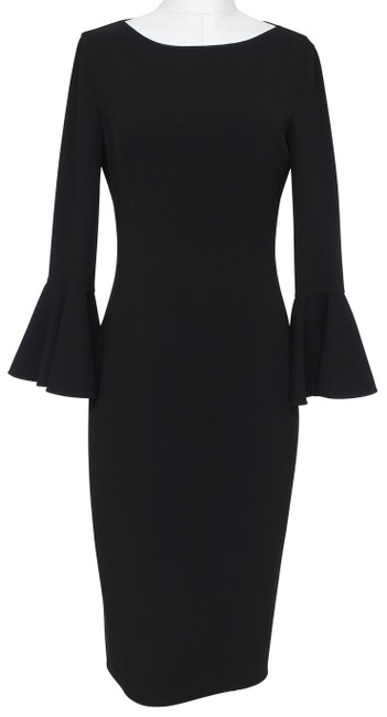 Michael Kors Collection Designer Long Sleeve Dress Image 0