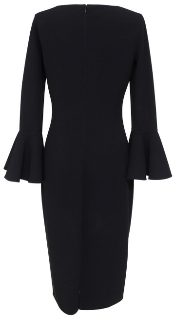 Michael Kors Collection Designer Long Sleeve Dress Image 6