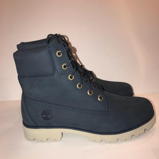 Timberland navy Boots Image 1