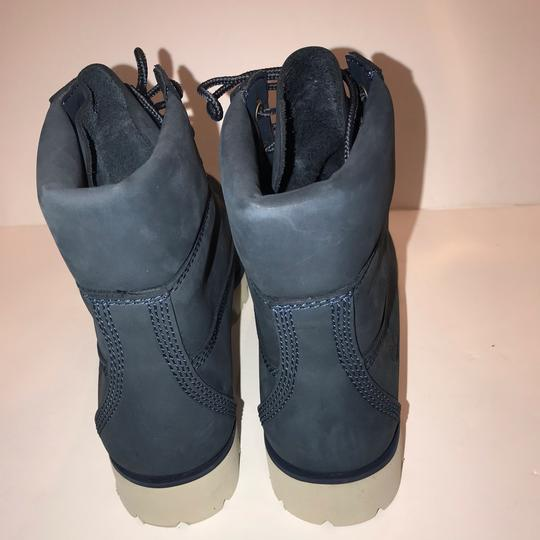 Timberland navy Boots Image 6
