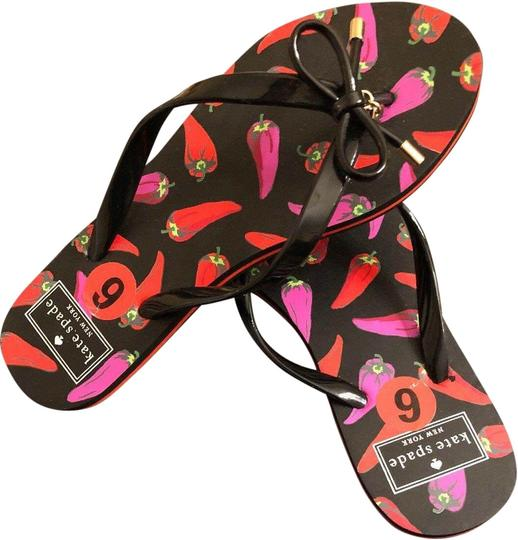 Preload https://img-static.tradesy.com/item/24813440/kate-spade-black-pink-and-red-hot-chili-peppers-sandals-size-us-6-regular-m-b-0-1-540-540.jpg