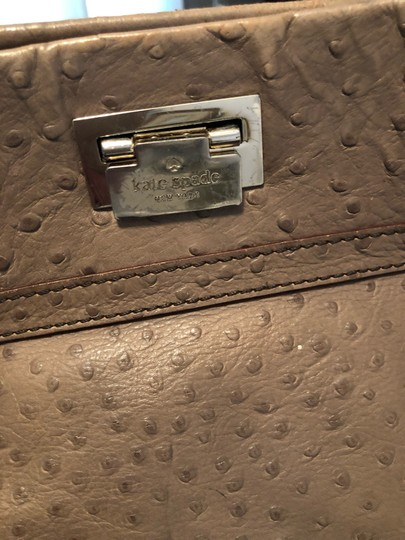 Kate Spade Satchel in taupe Image 2