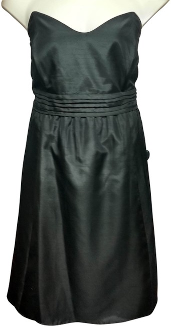 Preload https://img-static.tradesy.com/item/24814084/lane-bryant-black-strapless-poly-mid-length-cocktail-dress-size-22-plus-2x-0-2-650-650.jpg
