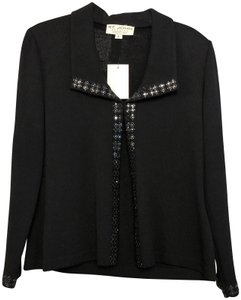 St. John Evening Black Blazer