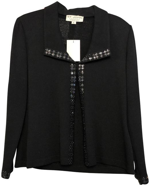 Preload https://img-static.tradesy.com/item/24814119/st-john-black-with-beaded-trim-blazer-size-6-s-0-1-650-650.jpg