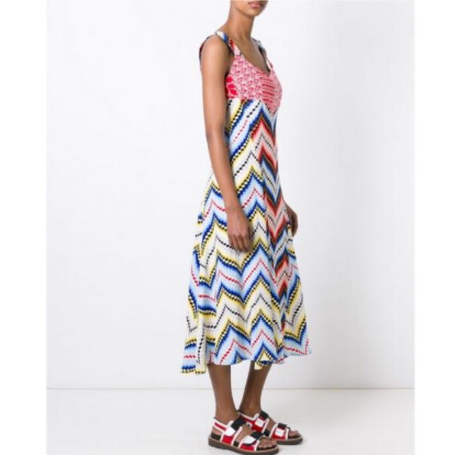 Multicolor Maxi Dress by Kenzo Image 1